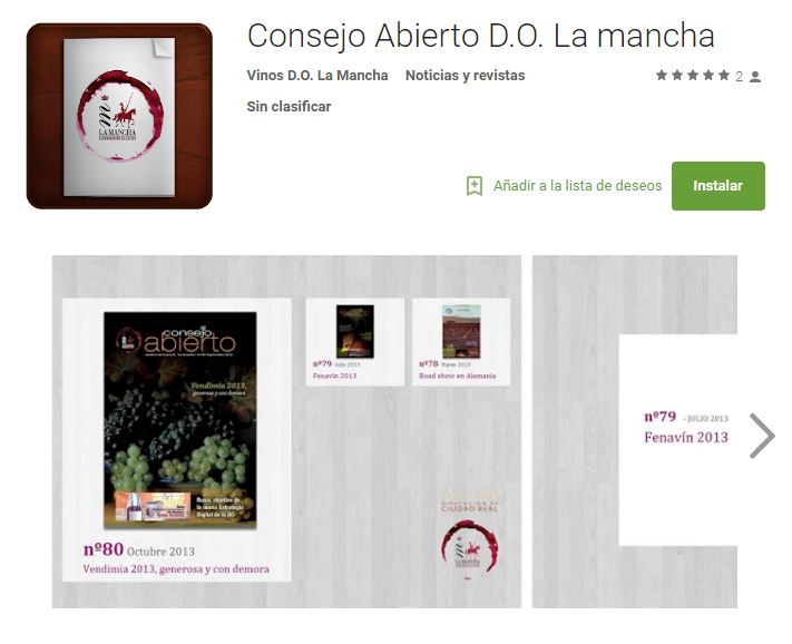 App Consejo Abierto