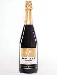 Espumoso Tomillar, de Bodega Almazara Virgen de las Viñas, Oro en Gran Selección en su categoría