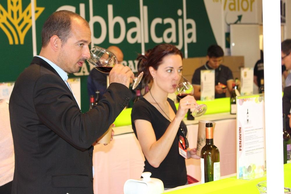 Globalcaja fue la institución que apoyó la Galería del vino