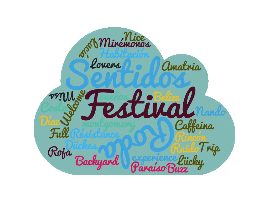 artistas festival de los sentidos 2016
