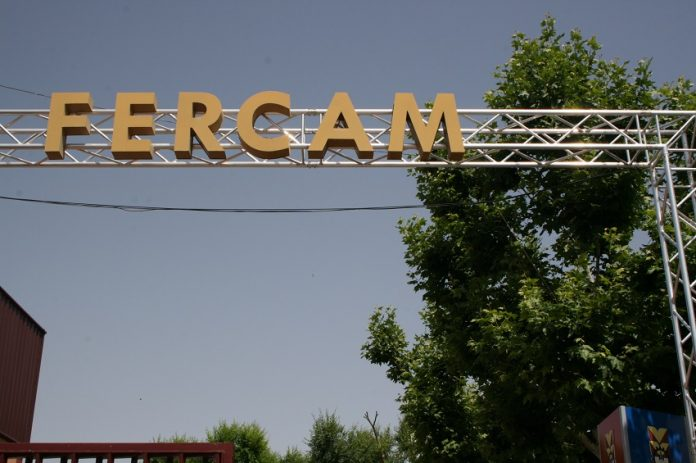 Entrada principal de Fercam