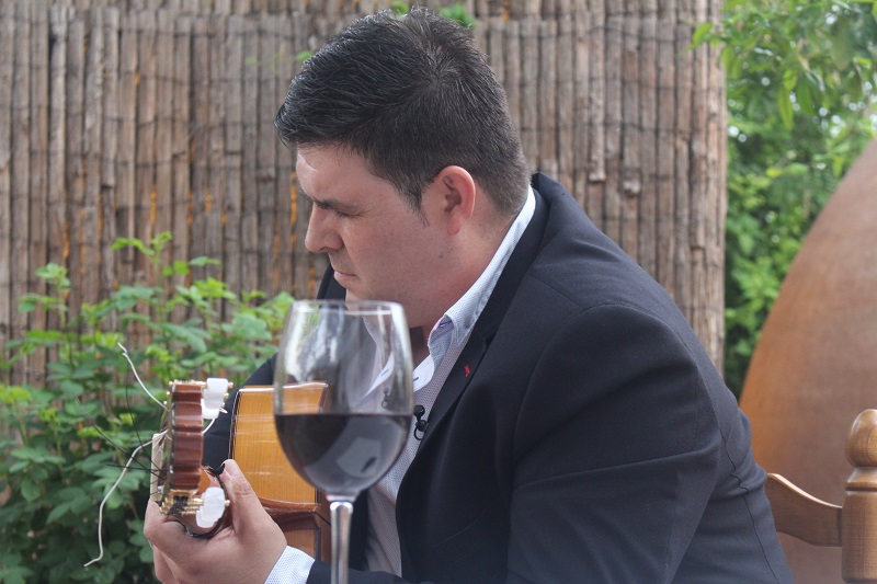 Ricardo Fernández, cantaor flamenco