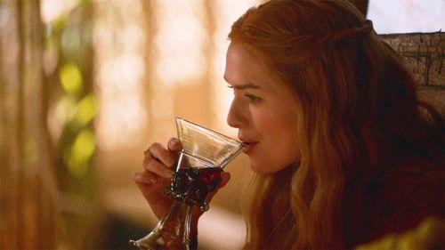 Cersei Lannister - Wine