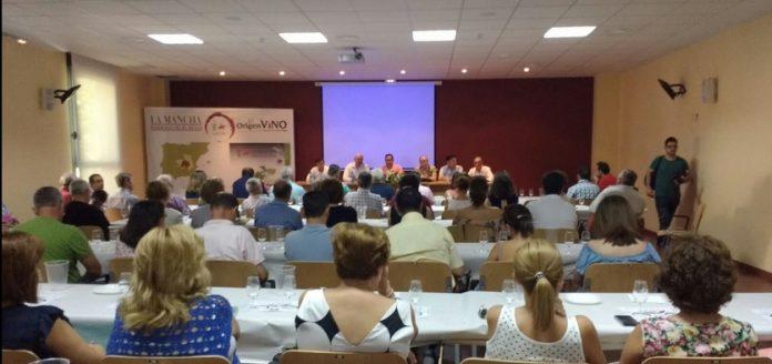 cultura del vino en Pedro Muñoz