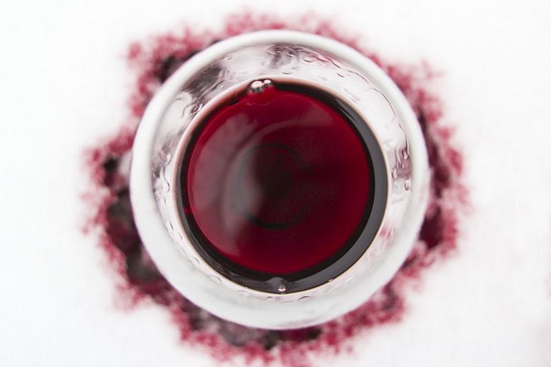 El frío es buen aliado para la conservación del vino
