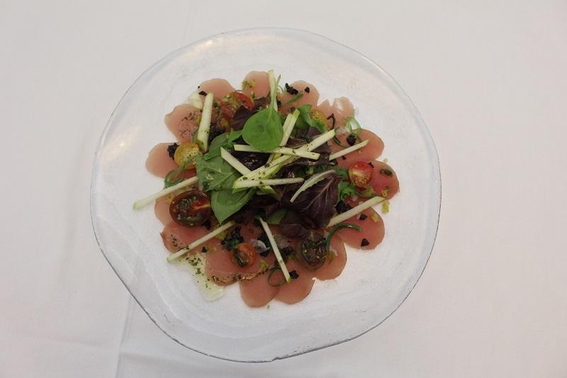 Receta ensalada de atún rojo