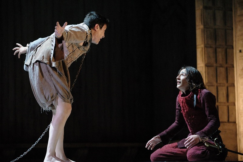 Vino de La Mancha y teatro