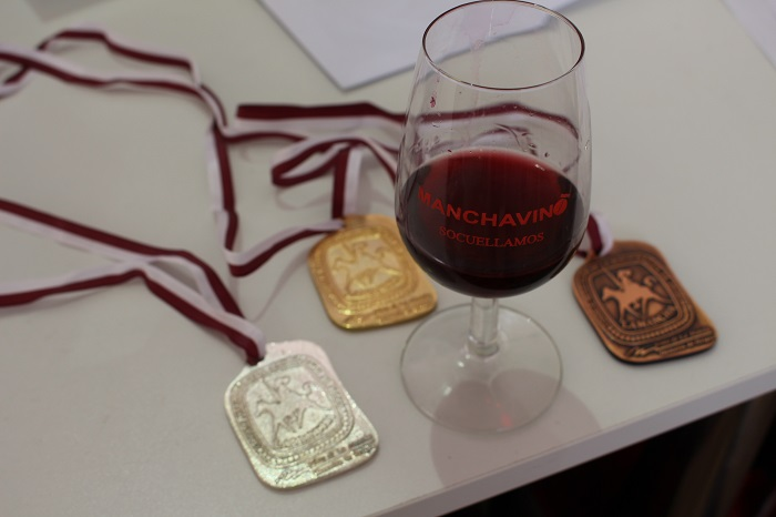 Medallas de Manchavino