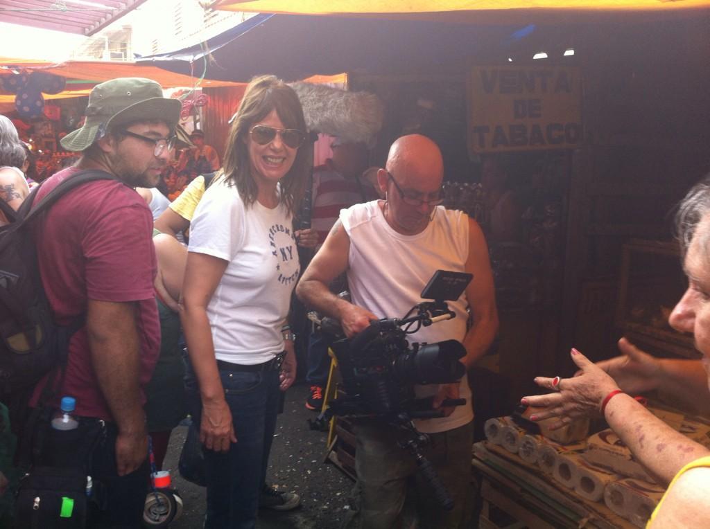 Equipo de rodaje en Paraguay, Fuente, www.proyectochicasnuevas24horas.com