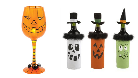 Halloween Wine Accessories