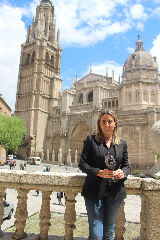 Alcaldesa de Toledo