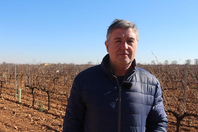 esús Martínez, técnico del IRIAF