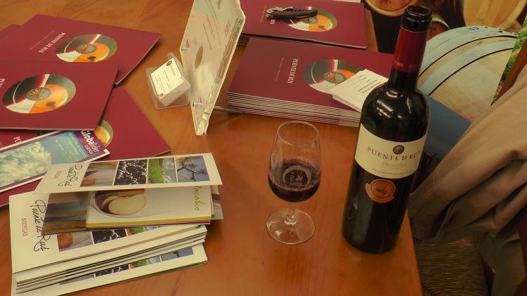 Puente de Rus Crianza fue el vino mejor valorado en la Gran Selección 2014