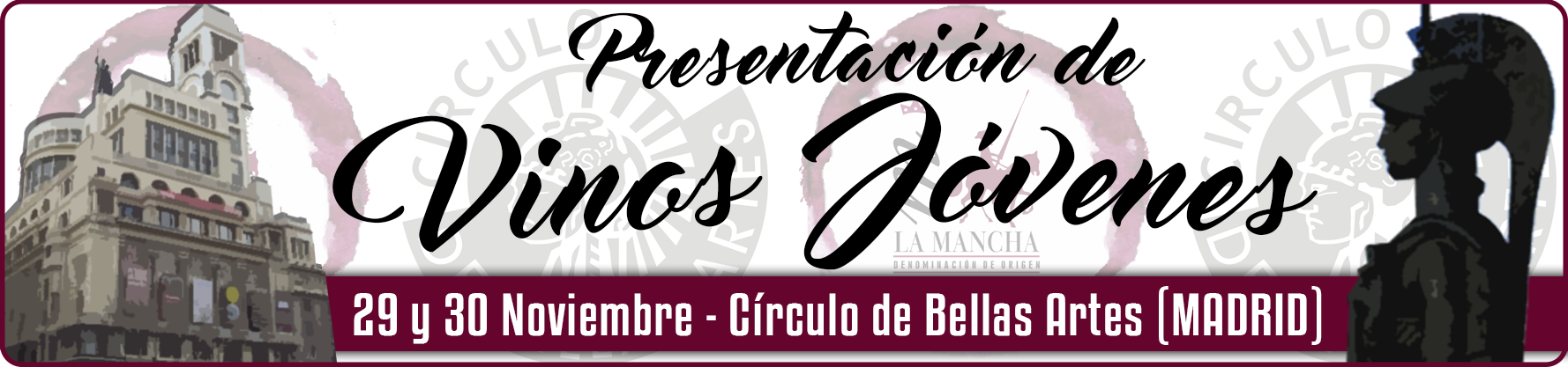 Presentación Vinos Jóvenes 2016 DO La Mancha