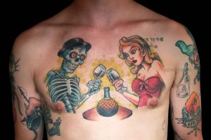 Wine Tattoo - others