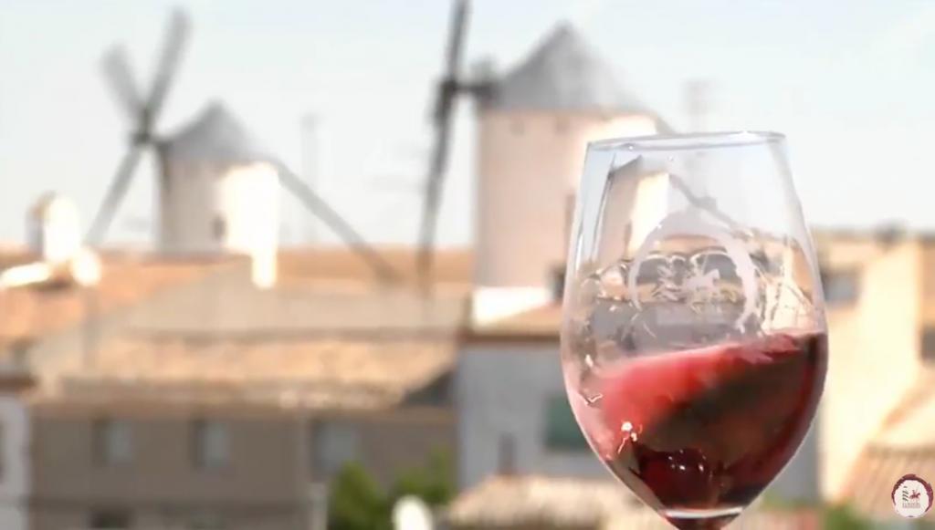Videocata vino tempranillo de La Mancha