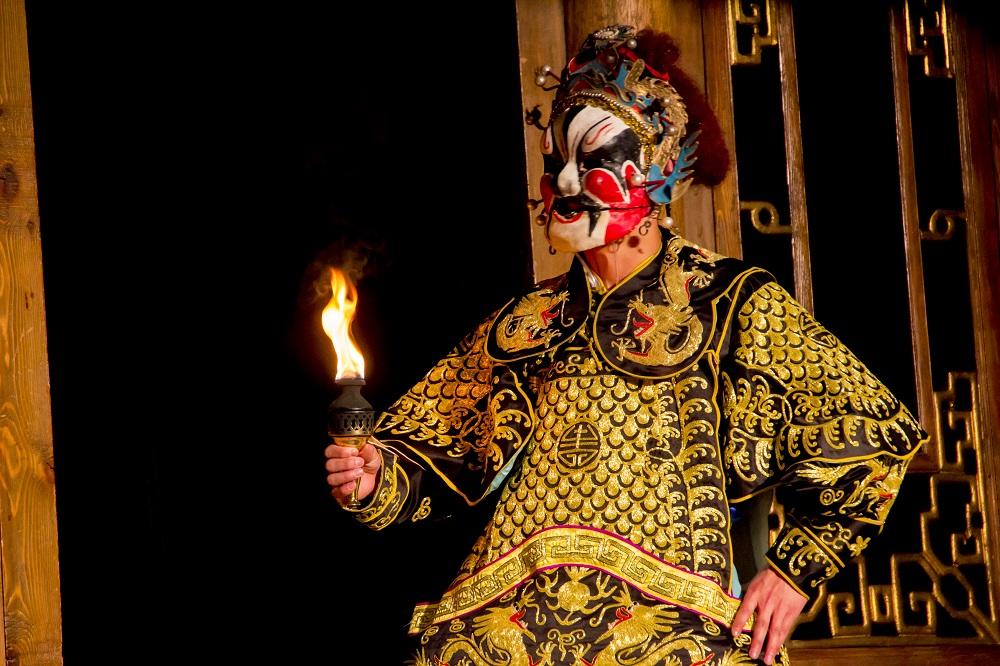 vestimenta tradicional china