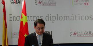 Embajador Chino, Lyu Fan