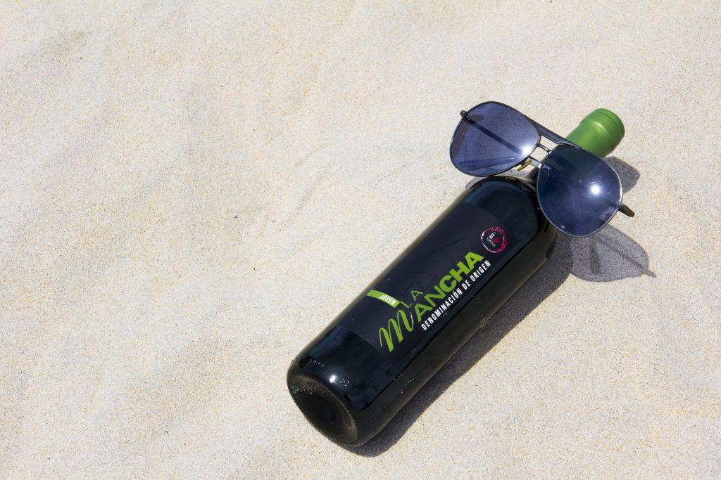 En playa de Coronado