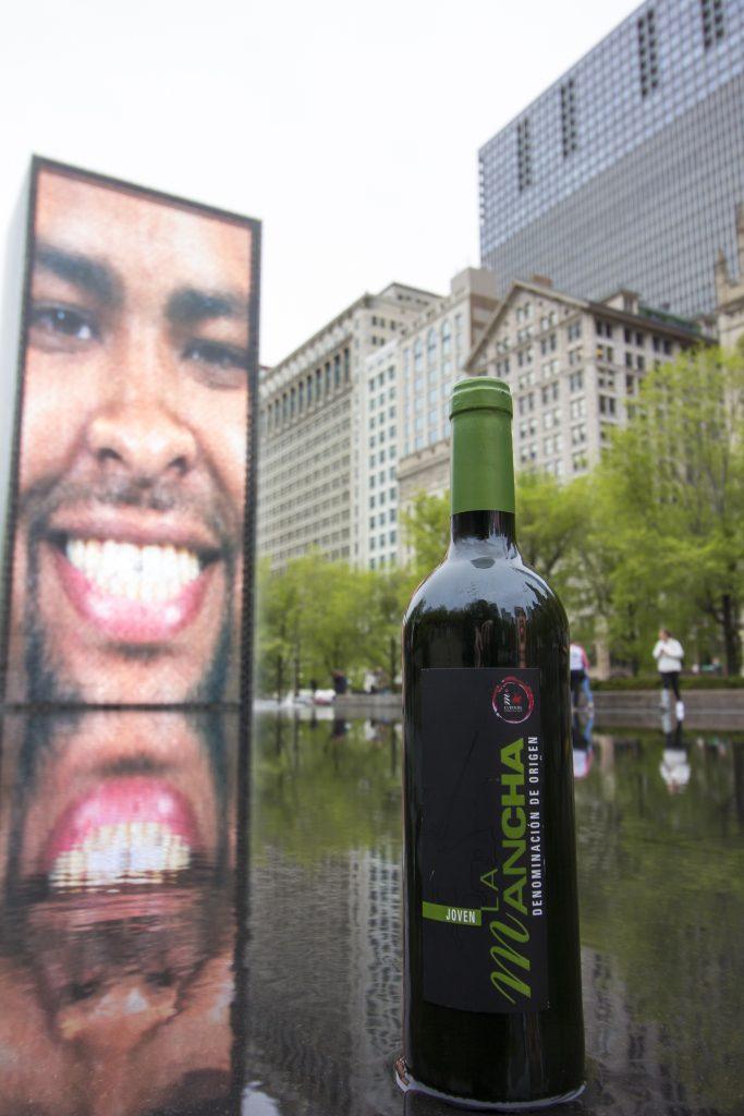 Los vinos DO La Mancha en chicago