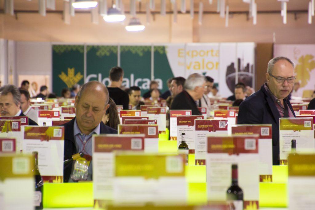 Galería del vino en Fenavin 2017