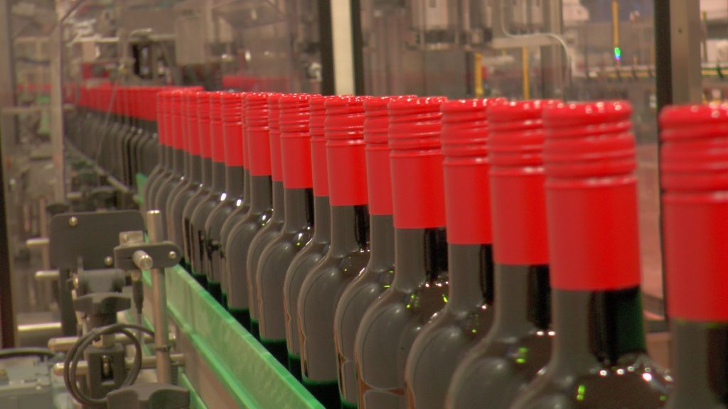 El grupo Baco Dcoop podrá embotellar 40 millones de botellas al año