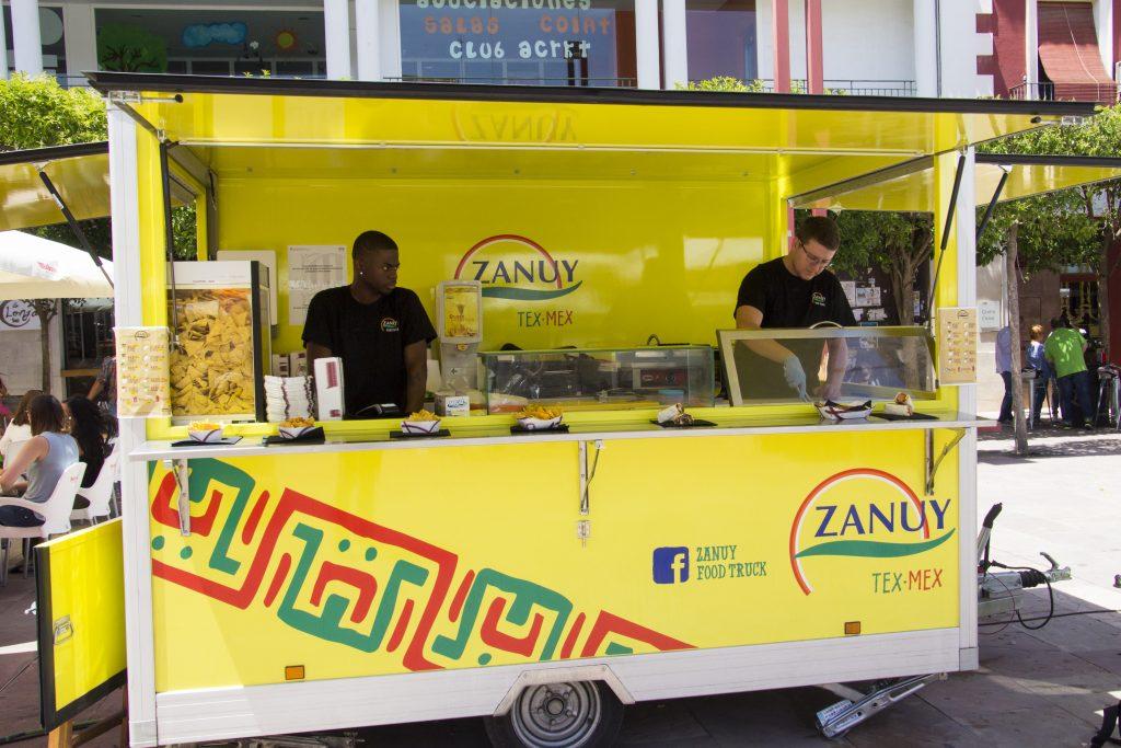 food truck zanuy