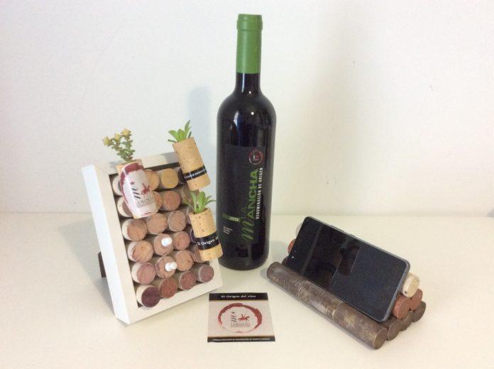 Ideas para reciclar corchos de botellas de vino