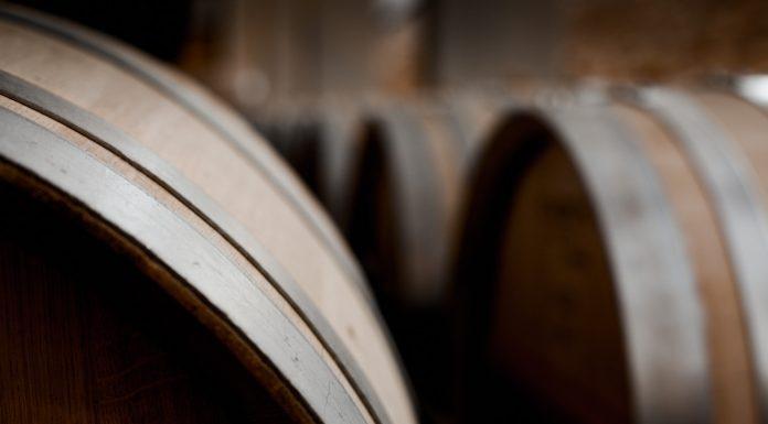 Barricas de madera de La Mancha