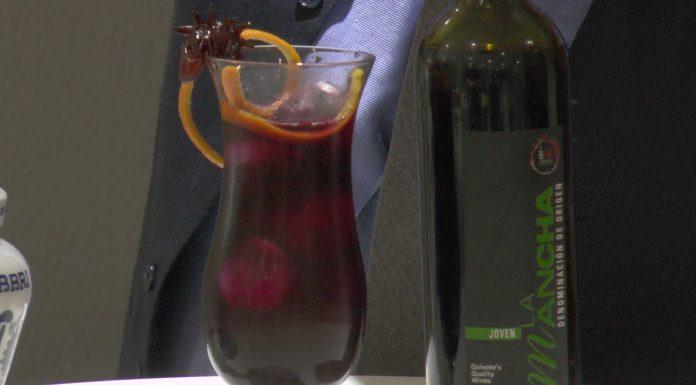 tinto de verano versionada como amarena wine