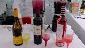cocktails-con-vino DO La mancha