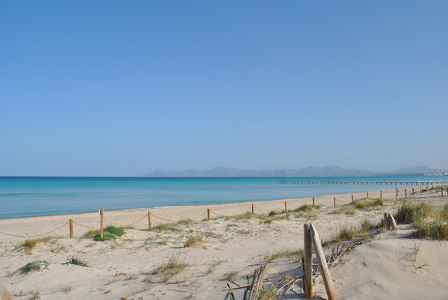 Playa de Muro (Mallorca) - Fotografía: Mallorcagallery (CC BY-SA 3.0)