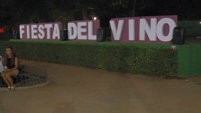Fiesta del vino en Tomelloso