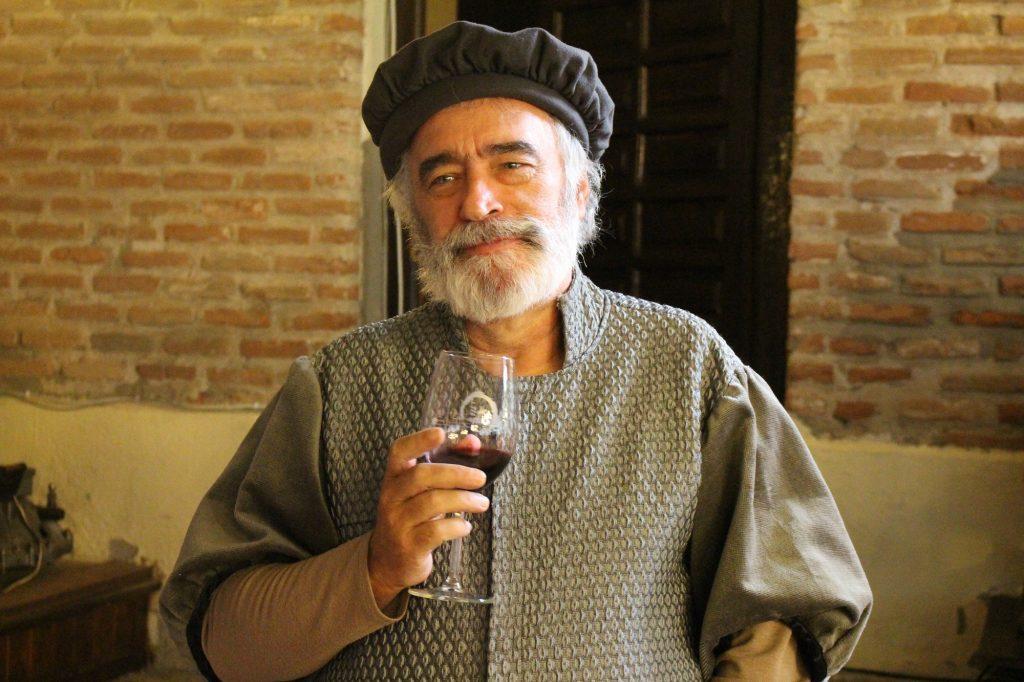 José Luis Matienzo en su actuación en Torrejo