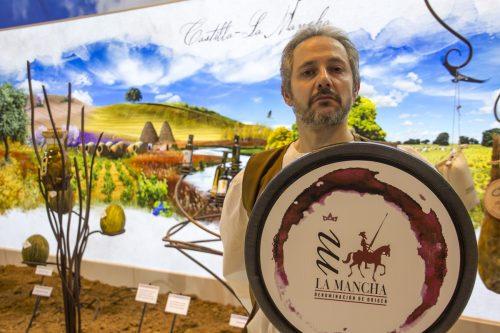 Don Quijote y los vinos de La Mancha