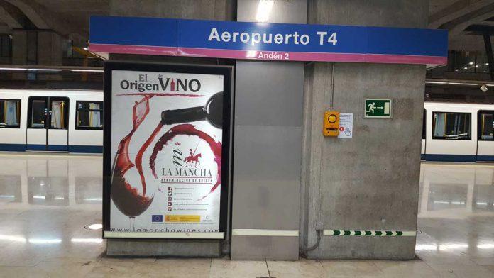 el-eslogan-elv-origen-del-vino-en-el-aeropuerto-t4-de-madrid