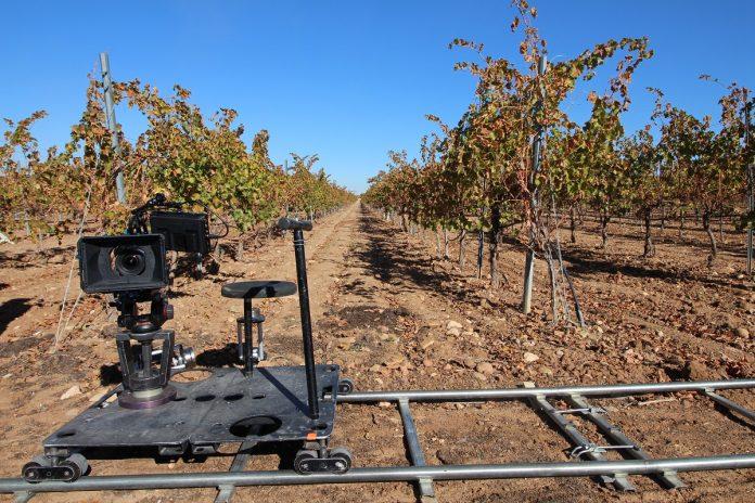 Equipos de rodaje listos para grabar un film basado en el Quijote