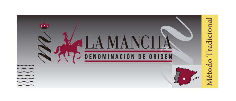 Vinos espumosos DO La Mancha - Método Tradicional