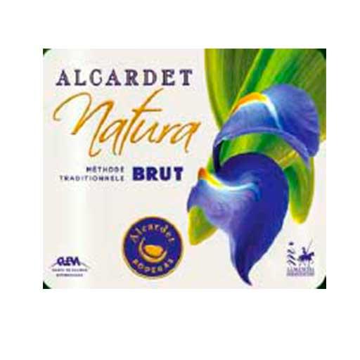 Once Espumosos con DO La Mancha - Alcardet Brut Natura