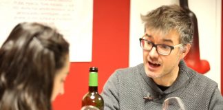 aprendiendo a catar vinos tinto tempranillo