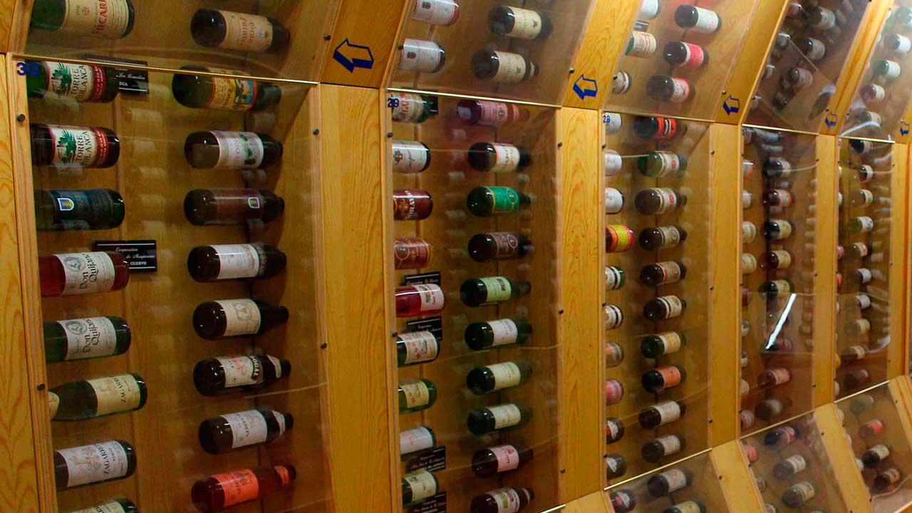 Centro de interpretación del vino - Cata - Denominación de origen La Mancha