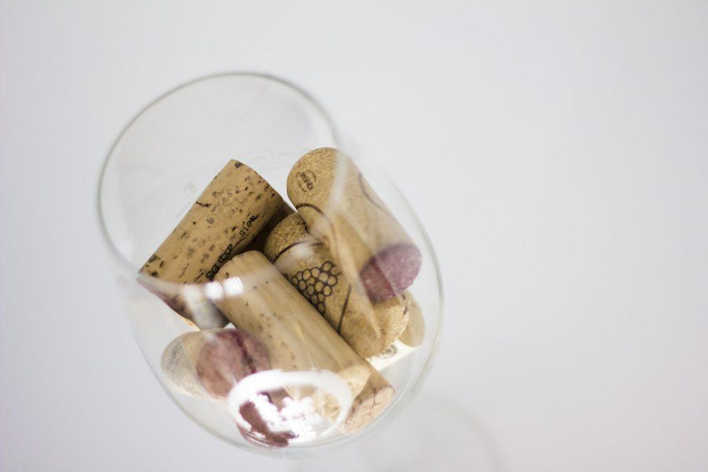 Vinos embotellados