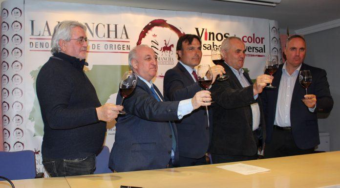 El nuevo Consejo Regulador presidido por Carlos David Bonilla