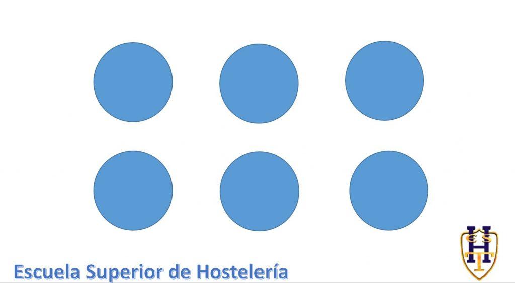 Escudo de la Escuela Superior de Hostelería y turismo