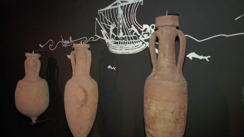 Anforas romanas