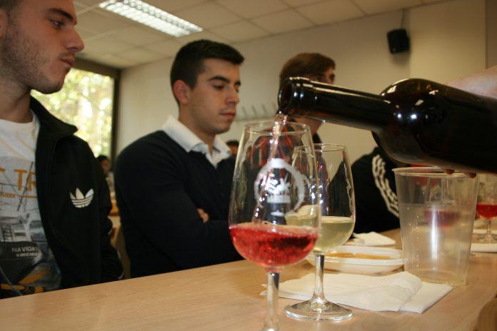 maraton del vino en la complutense
