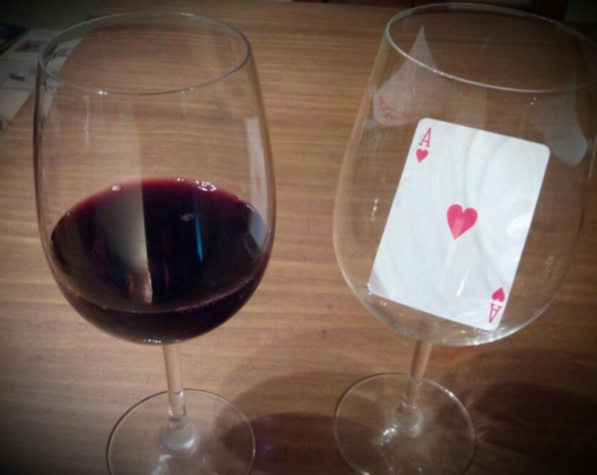 En San Valentín y en el placer del vino, ¿te la juegas a una sola carta?