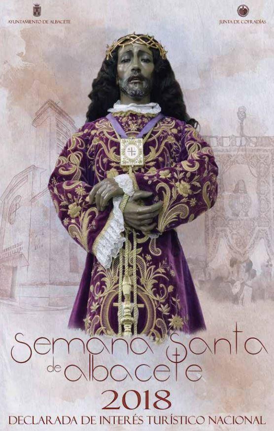 Cartel Semana Santa Albacete