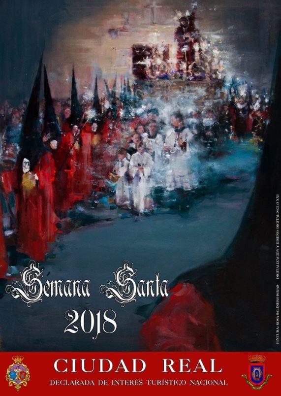 Cartel Semana Santa 2018 Ciudad Real
