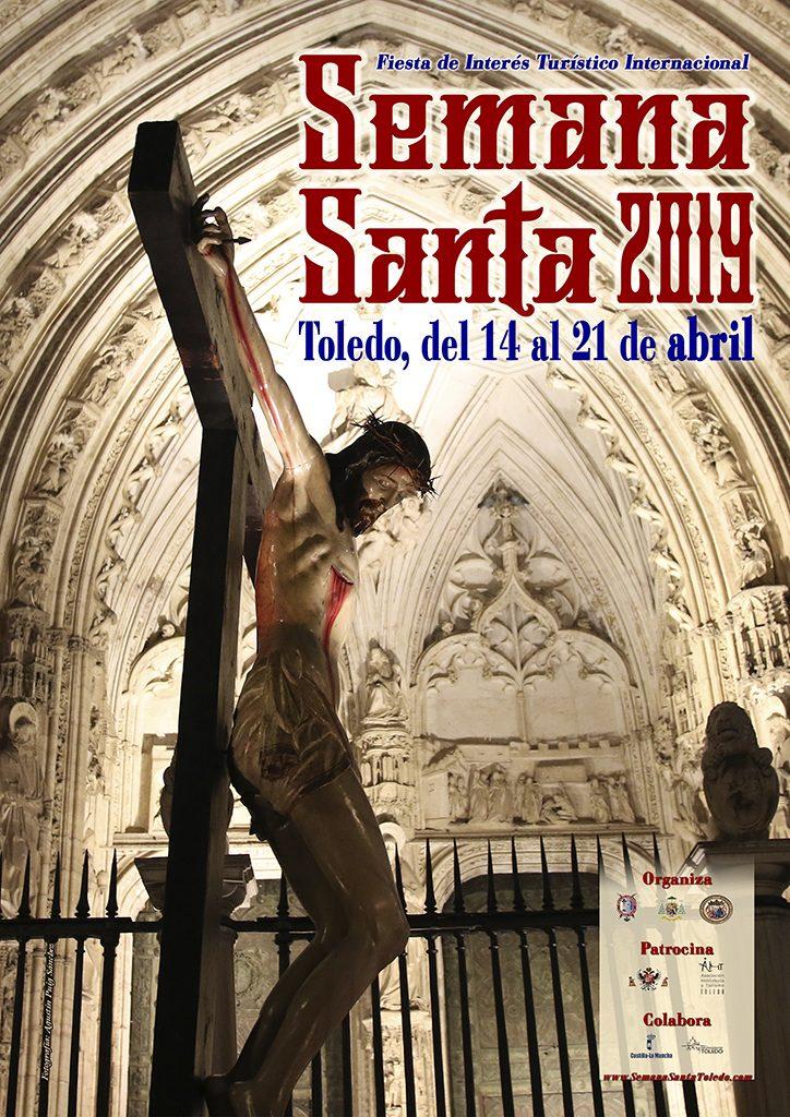 Cartel Semana Santa en Toledo
